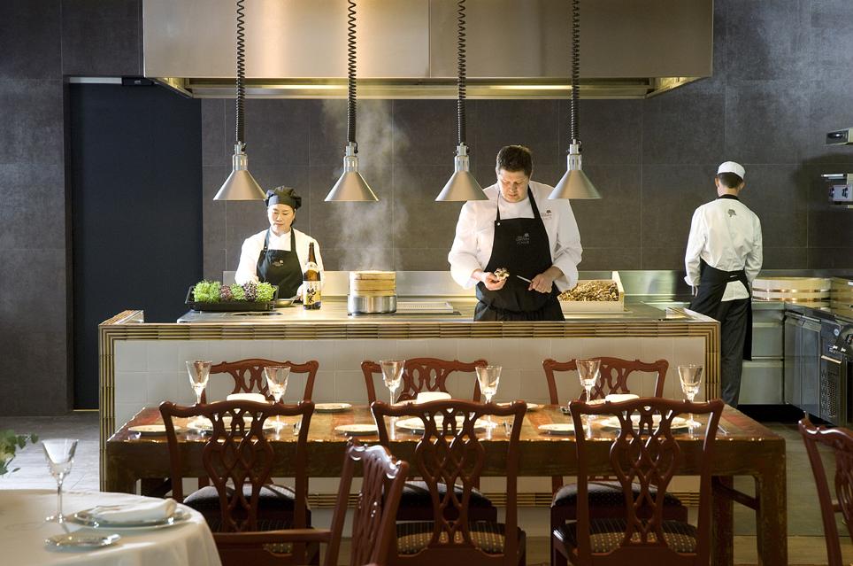 Dise o de restaurantes paola bornacelli - Disenos para restaurantes ...